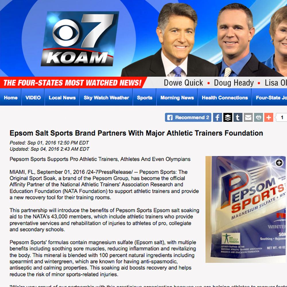 KOAM-TV (CBS TV)